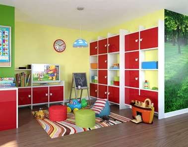 Kids Bedroom Installations Coventry