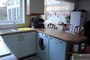 Mr & Mrs Town's kitchen before