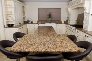 luxury granite worktop