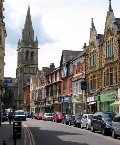 Rugby High Street