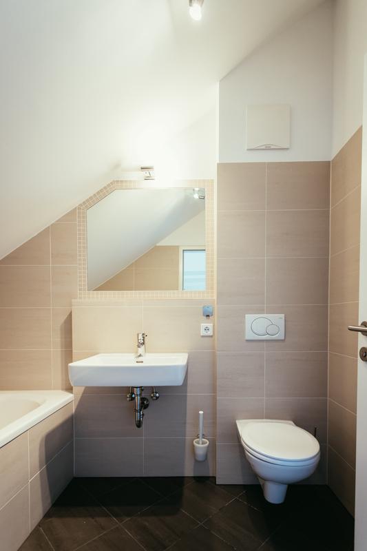 Space Efficient Bathroom