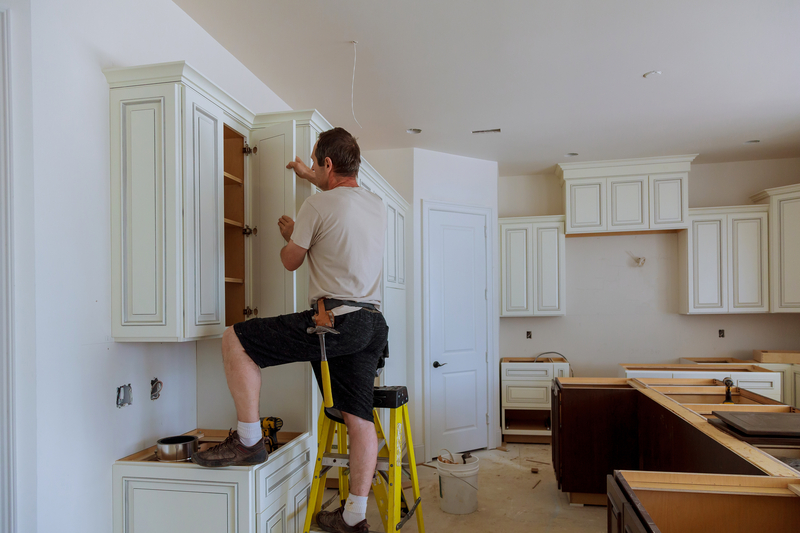 professional kitchen fitters